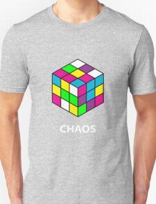 Rubik's Cube Chaos Unisex T-Shirt