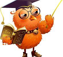 Master owl by Vitalia