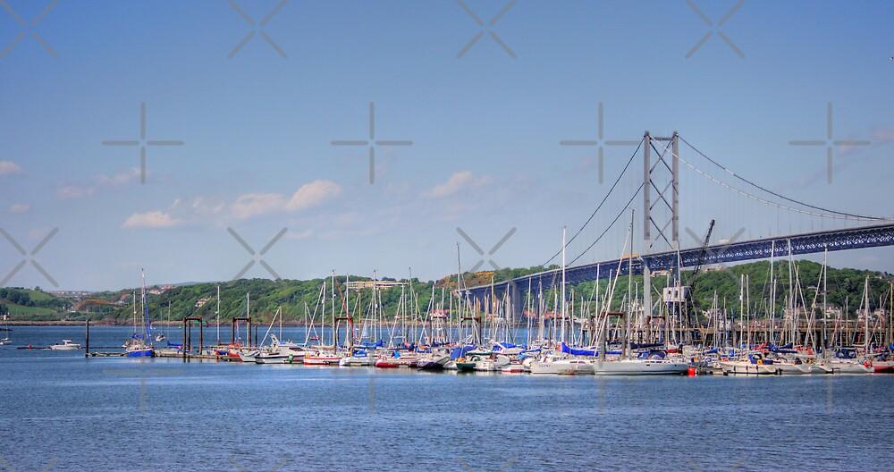 Port Edgar II by Tom Gomez