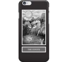 Shadow Season: THE COYOTE iPhone Case/Skin