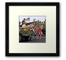Love Those Shoes Framed Print