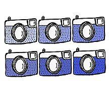 cameras Photographic Print