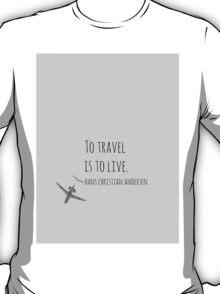 Travel Hans Christian Andersen T-Shirt