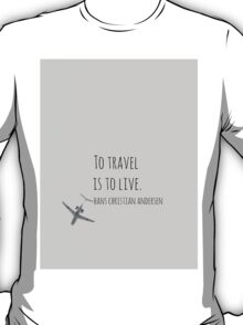 Travel Hans Christian Andersen T-Shirt