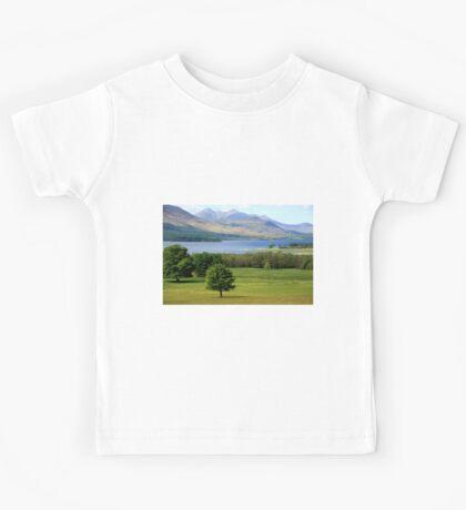 Lakes Of Killarney - Killarney National Park - Ireland Kids Tee