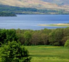 Lakes Of Killarney - Killarney National Park - Ireland Sticker