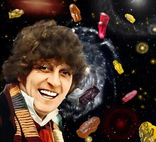 The 4Th Doctor by VisiblyTalented