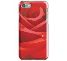 Heart - rose iPhone Case/Skin