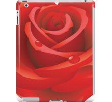 Heart - rose iPad Case/Skin