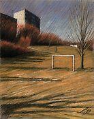 Spiel in der Gera-Aue Erfurt by HannaAschenbach
