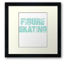 If You Don't Like Figure Skating T-shirt Framed Print