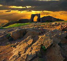 Golden Gronez by Mark Bowden