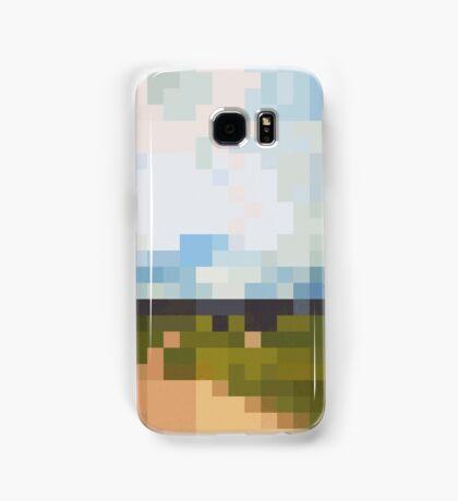 Digital Landscape #6 Samsung Galaxy Case/Skin