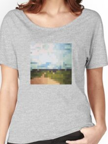Digital Landscape #6 Women's Relaxed Fit T-Shirt