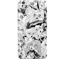 Ahegao Pervert (manga) iPhone Case/Skin