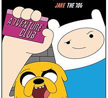 Adventure Club by MonHood