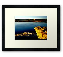 Powell Framed Print