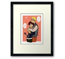 Happy New Year_APH Framed Print