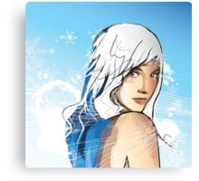 Ice_Queen Canvas Print