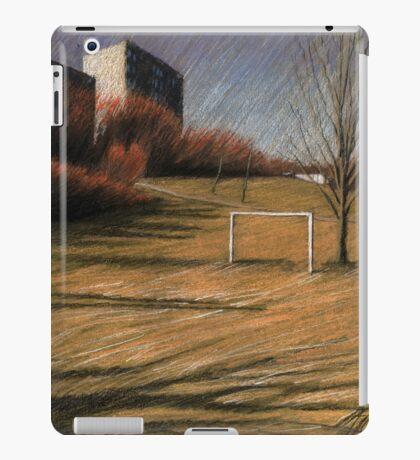 Spiel in der Gera-Aue Erfurt iPad Case/Skin