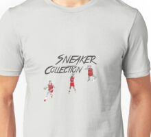 Sneakers Collection  Unisex T-Shirt