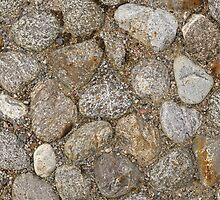 Cobblestone construction by JH-Image