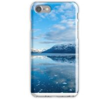 Reflection on Canal Sarmiento iPhone Case/Skin