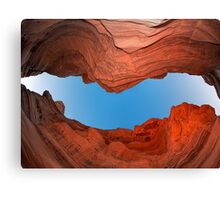 Red Canyon - Negev Canvas Print