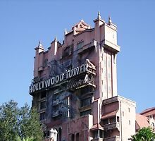 The Twilight Zone Tower of Terror by I.A. James
