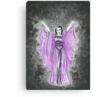 Lily Munster, Countess of Shroudshire Canvas Print