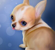 Chihuahua Pup by ByCatiaCho
