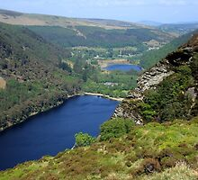 Wicklow Mountains  by aidan  moran
