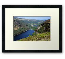 Wicklow Mountains  Framed Print