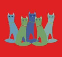 Cool Cats Kids Clothes