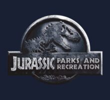 Jurassic Parks and Recreation - Parks and Rec - Andy Dwyer Kids Clothes
