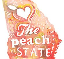 The Peach State by queeeen