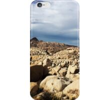 Sonoran Desert Granite iPhone Case/Skin