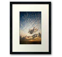 decline Framed Print