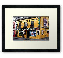 Dingle County Kerry Ireland Framed Print