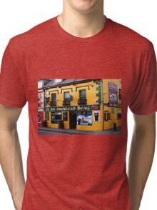 Dingle County Kerry Ireland Tri-blend T-Shirt