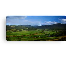 I Can See Forever... Gunns Plains Canvas Print