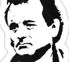 Bill Murray - I'm Here You're Welcome Sticker