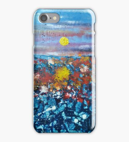 my ocean  iPhone Case/Skin