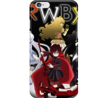 RWBY iPhone Case/Skin