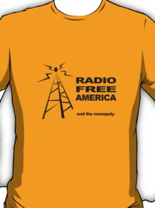 RADIO FREE AMERICA T-Shirt