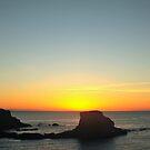 Last Sunset of 2014. by Jennifer Bishop