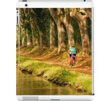 Canal du Midi 10 iPad Case/Skin