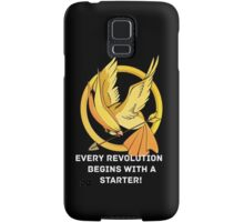 Every Revolution Begins With A Starter Samsung Galaxy Case/Skin