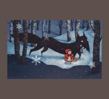 Little Red Riding Hood and the Wolf Kids Clothes