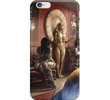 Steampunk Painting 005 iPhone Case/Skin